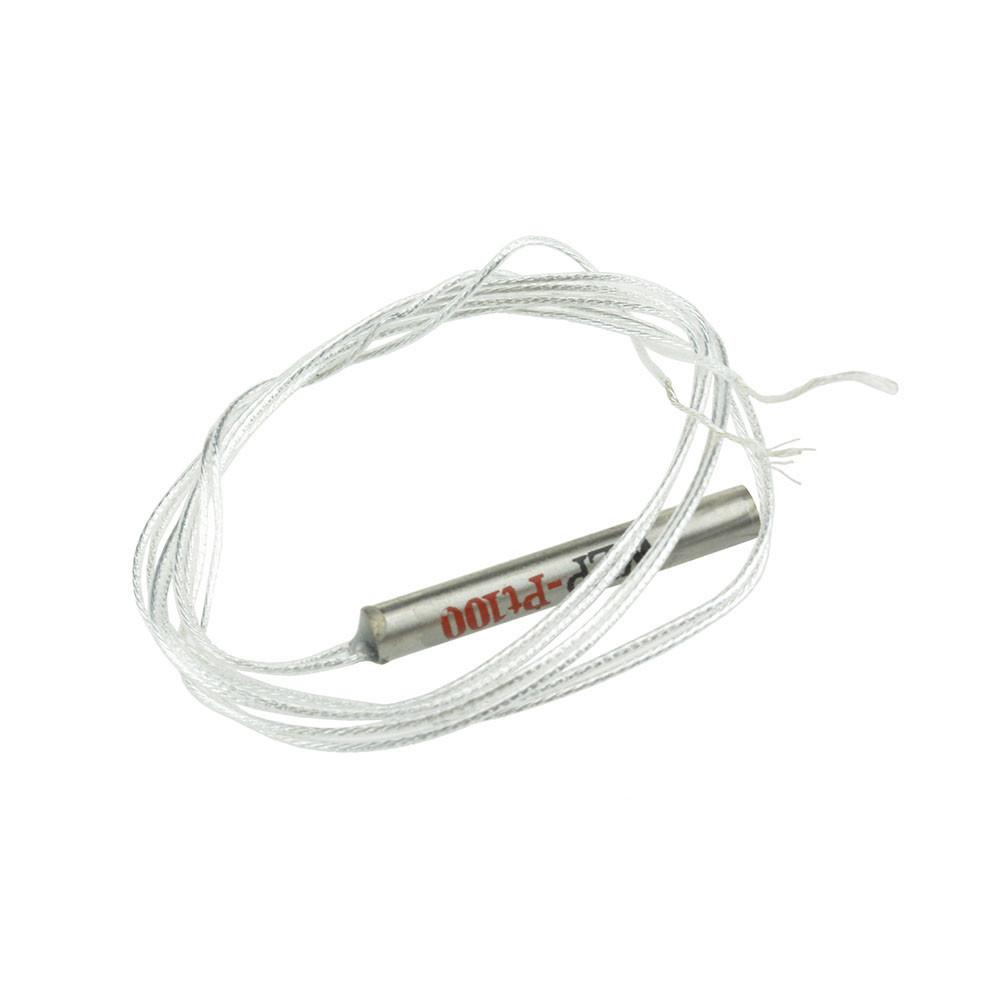5pcs PT100 Temperature Sensor Waterproof Platinum Resister