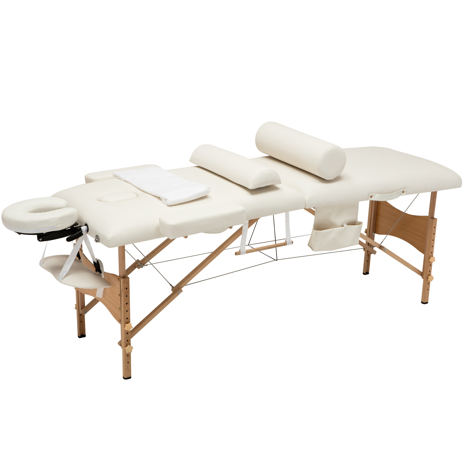 Site bed facial massage sheet spa table thank
