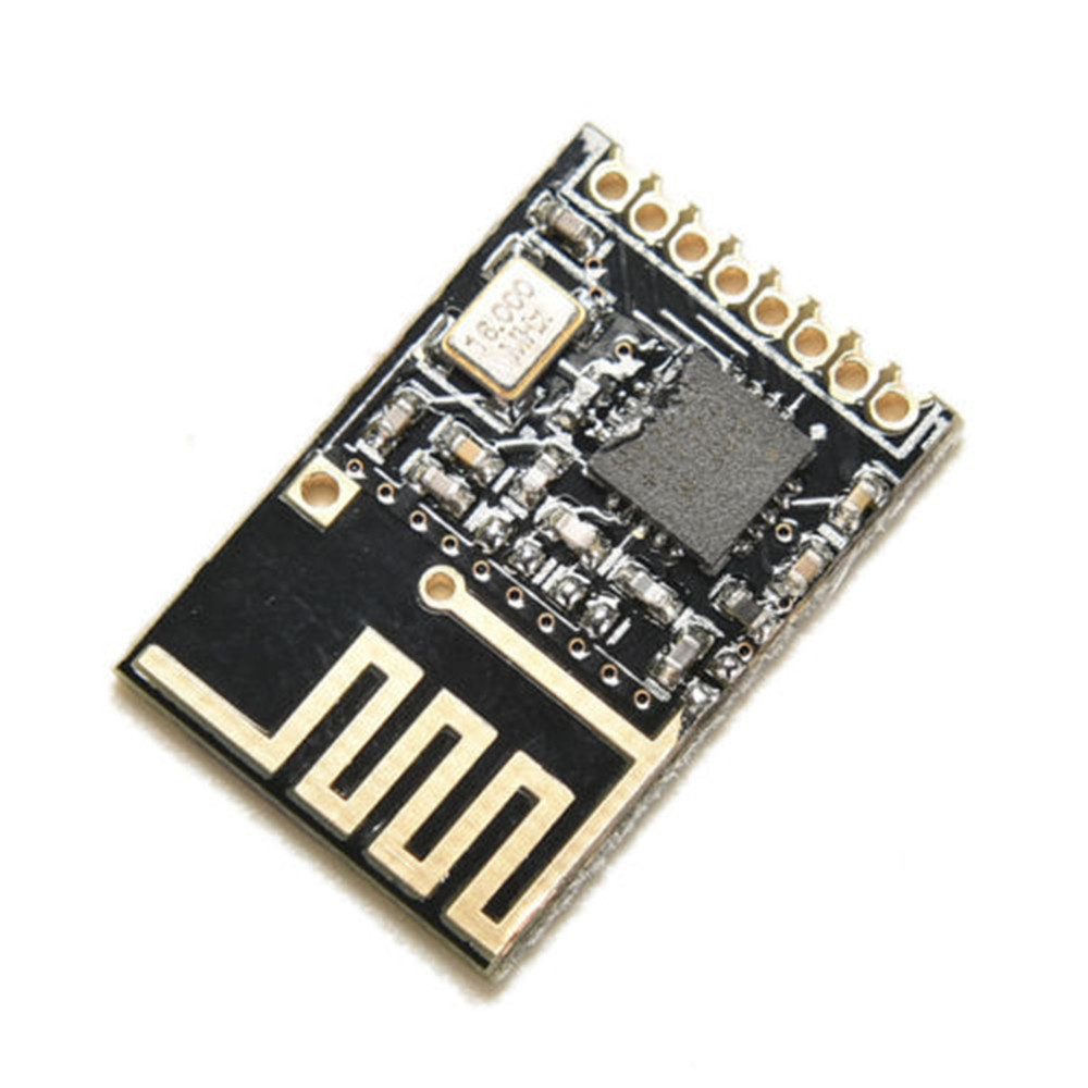 Mini nrf l smd mm wireless transceiver module tiny