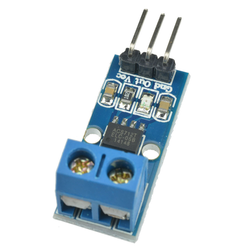 5a 20a 30a Range Current Sensor Module Acs712 714 For Arduino Sensing Relay Nz Style1 Style2 Style3