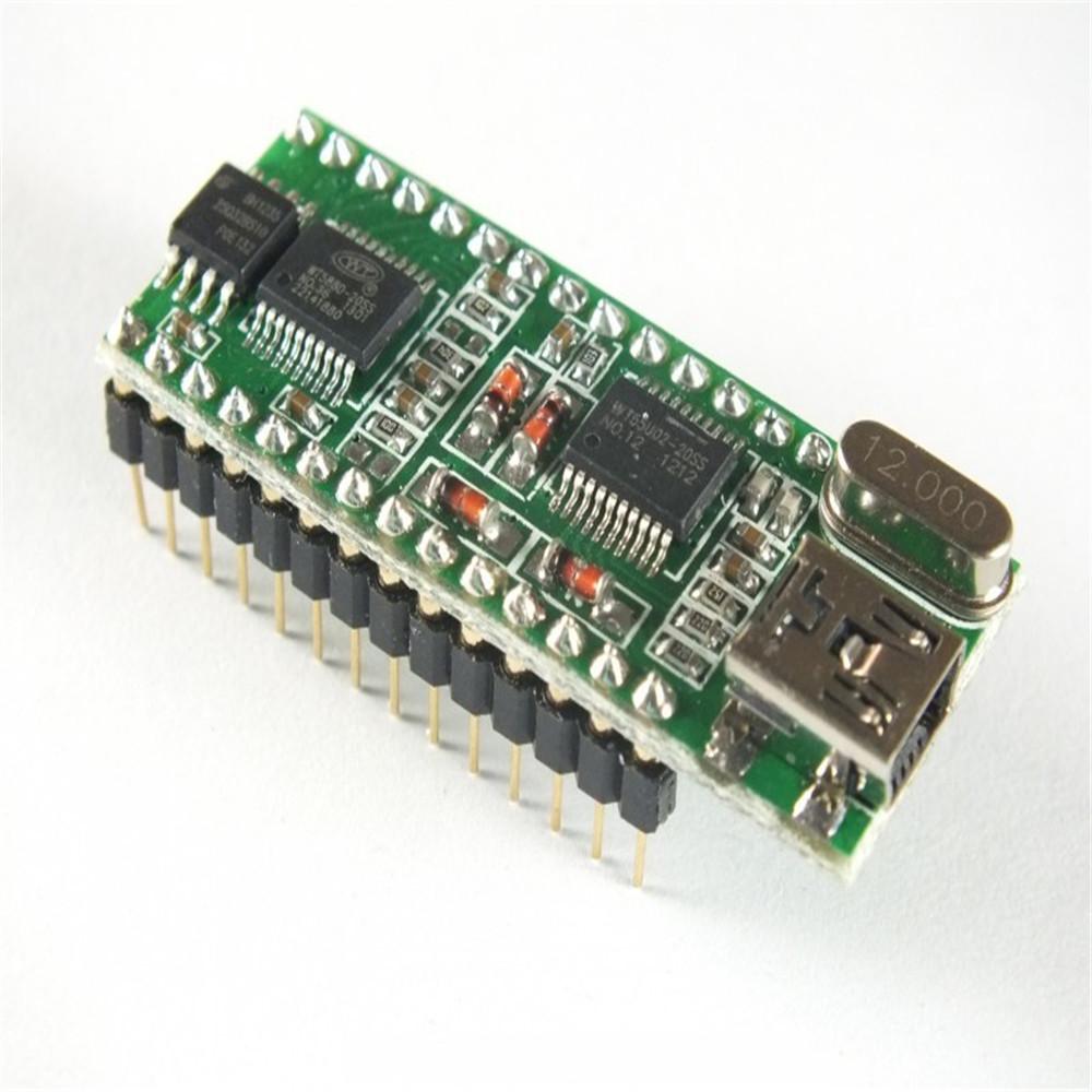 Wt d u m voice sound module v mini usb interface