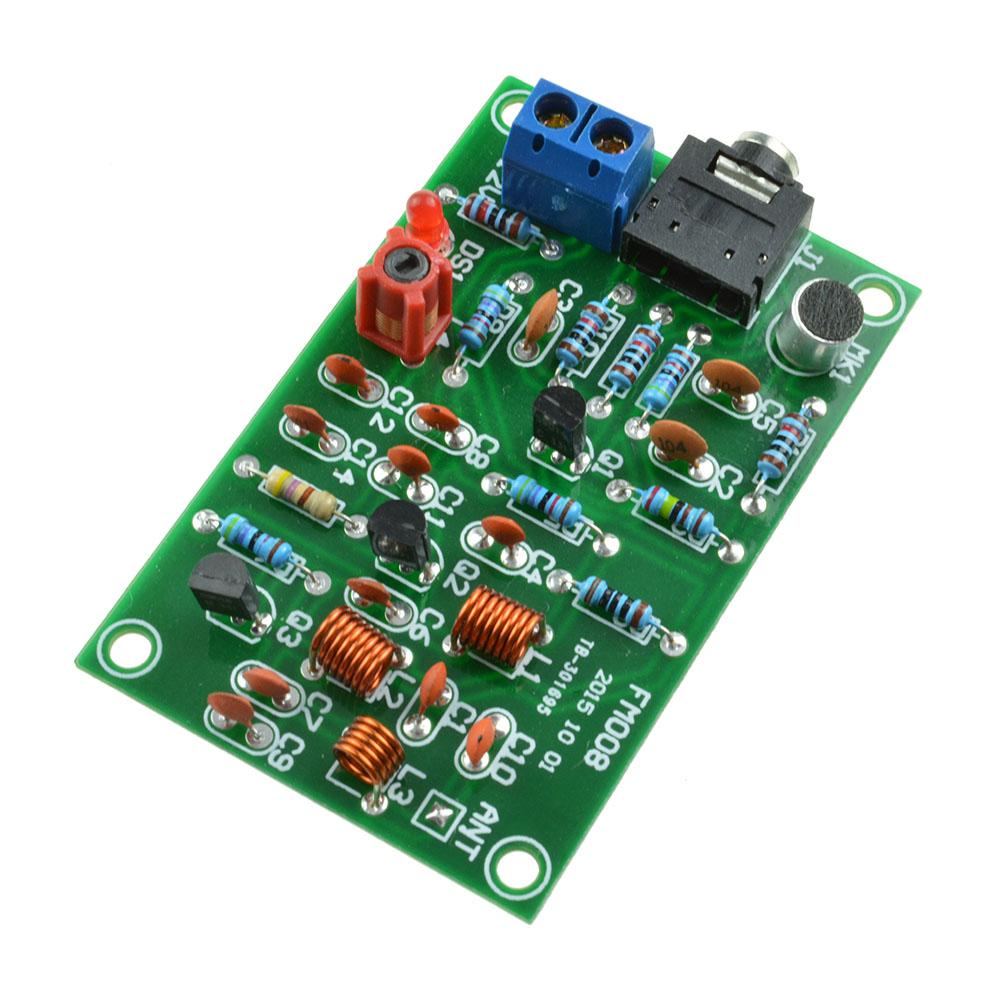 76-110MHz FM Radio Transmitter Repeater MP3 Audio Wireless Transmitter Module | eBay