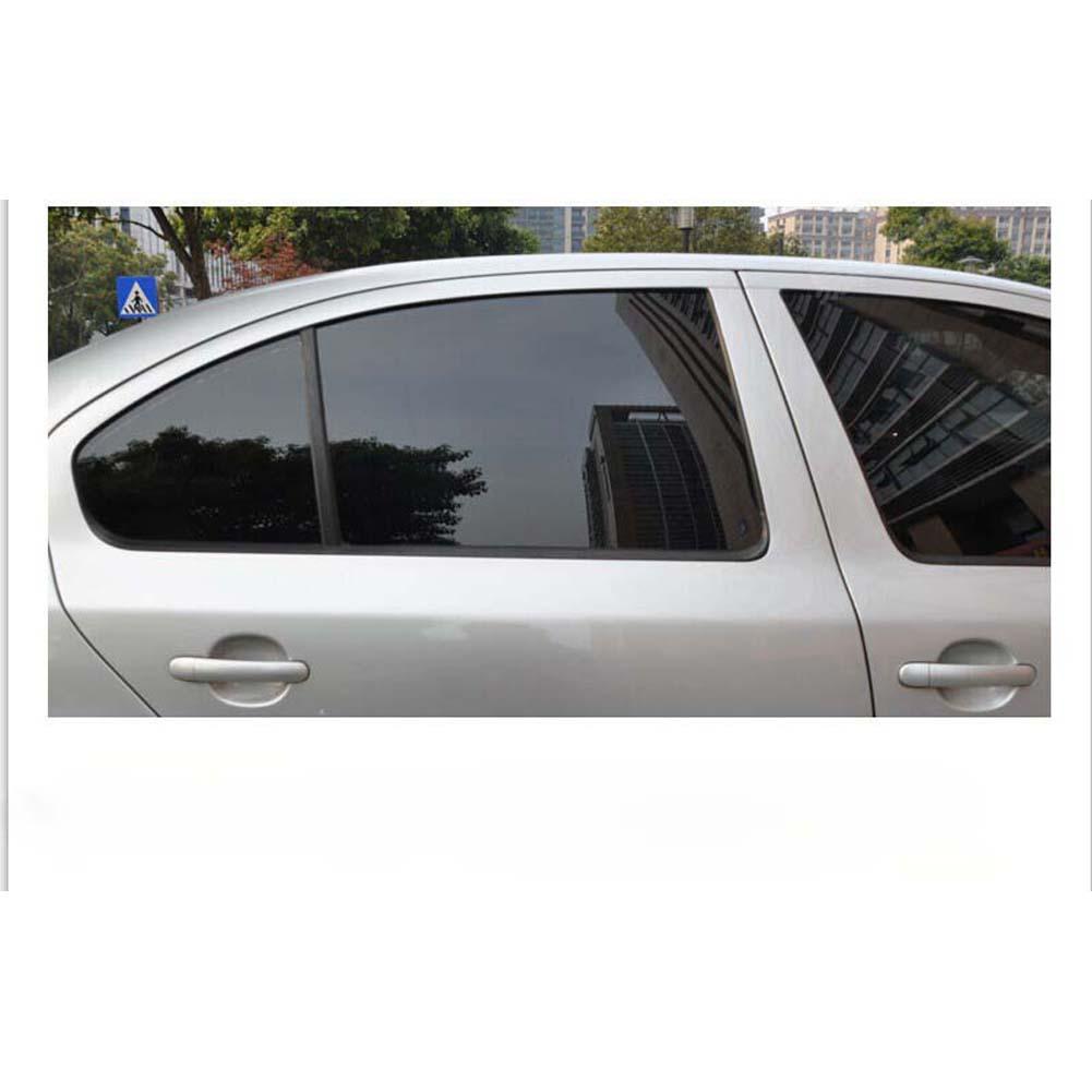 2ply 50cm 25 vlt car black car home glass window for 16 window tint