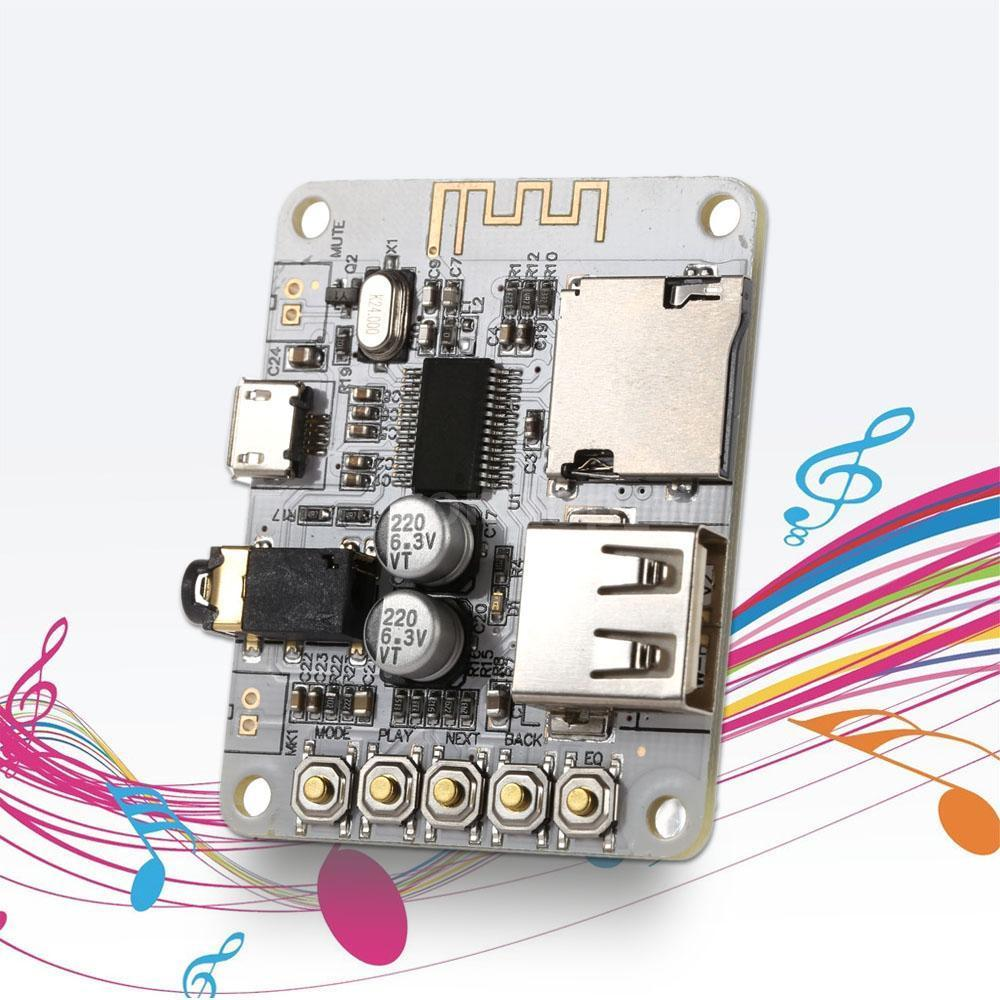 Details about USB 5V Bluetooth 2 1 Audio-Receiver Board  Stereo-Musik-Module+ Acryl DIY Kits US