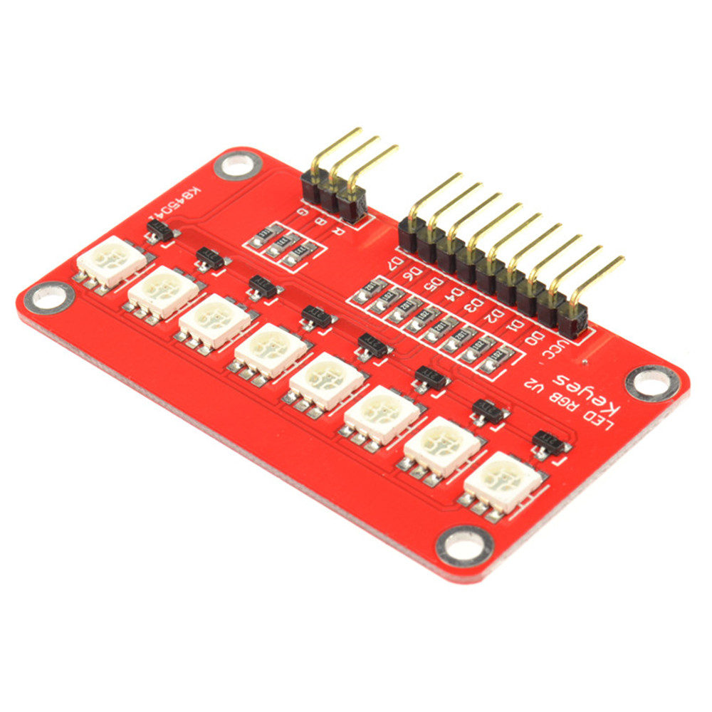 Grb Led Module Scm Printed Circuit Board 5050 For Arduino Light Boards Pcb China Full Color Avr