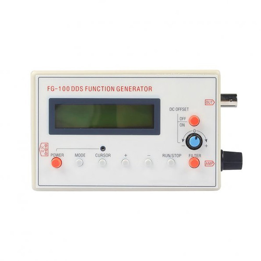 Square Wave Generator : Dds function signal generator sine triangle square wave