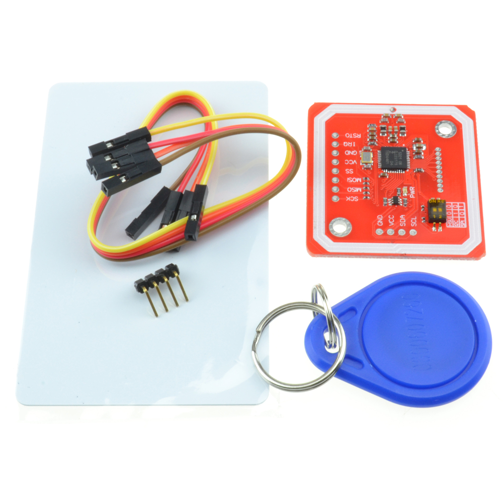Pn nfc rfid reader writer controller shield kits für