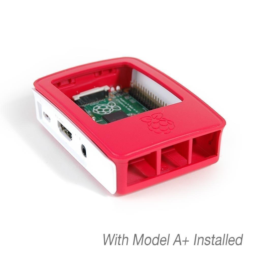 LeaningTech Raspberry Pi Foundation Case for Raspberry Pi B Pi 2 Pi 3 Model B