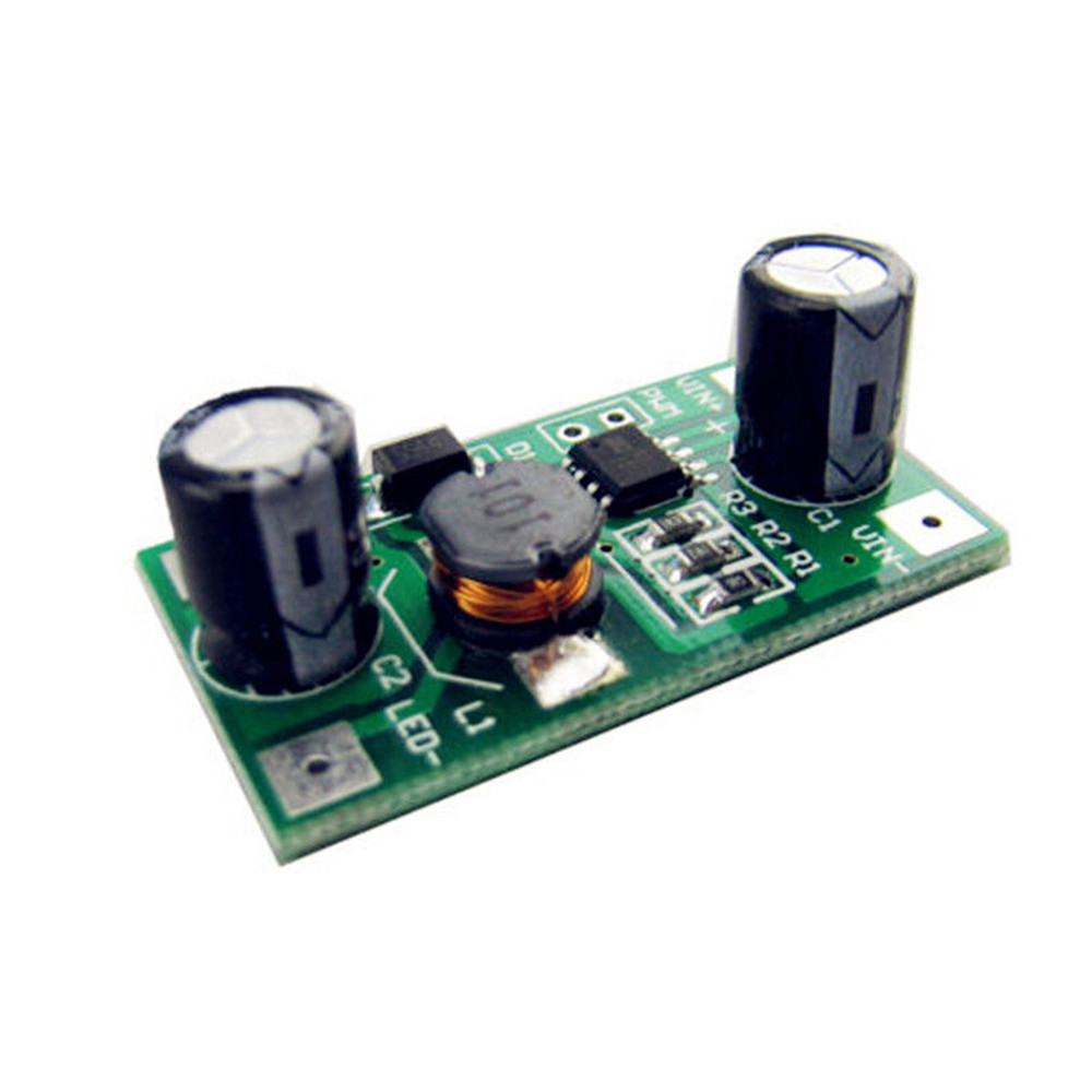 Circuit Using 1 Watt 350 Ma Leds Electronic Circuit Projects