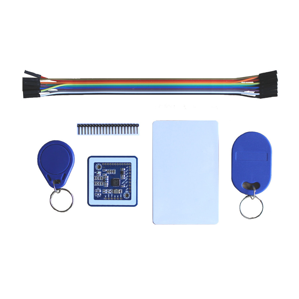 Mini pn nfc rfid controller shield spi v kits reader