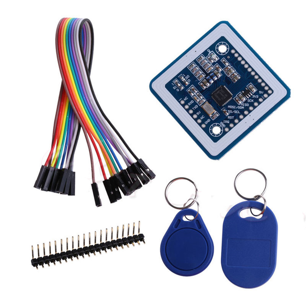 Mini pn nfc rfid reader writer shield breakout board