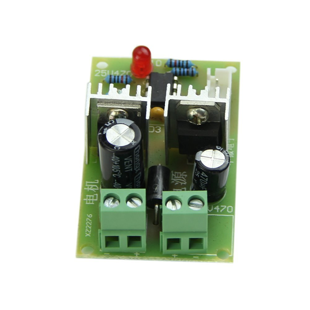 Top 12v 36v 3a dc motor speed control pwm hho rc for 36v dc motor controller