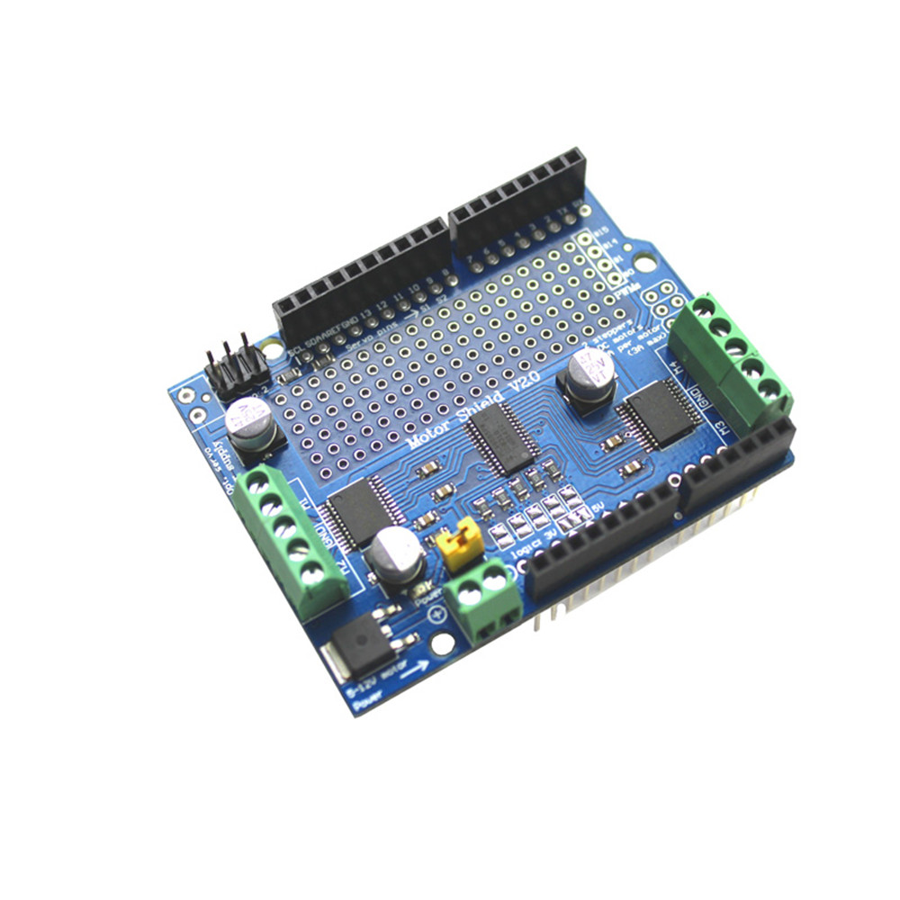 I2c Tb6612 Stepper Motor Pca9685 Servo Driver Shield V2