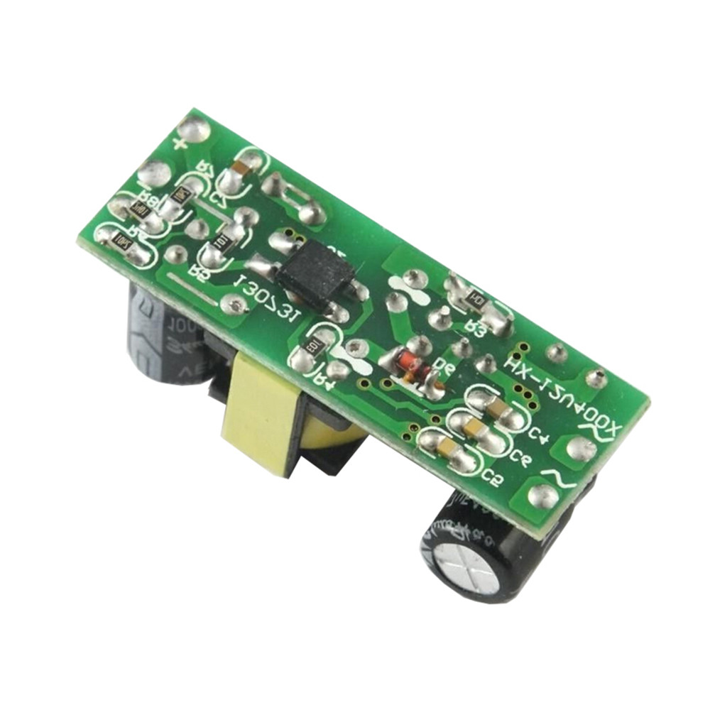 Input AC90-240V AC-DC Industrial Power Supply Isolation Module 600mA DC5V Output