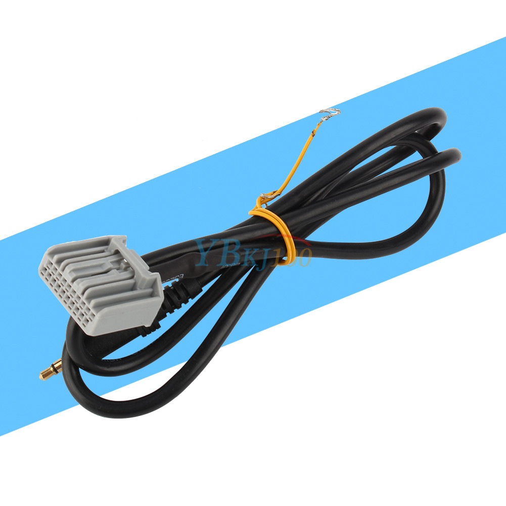 new aux audio input adapter cable for car honda crv. Black Bedroom Furniture Sets. Home Design Ideas