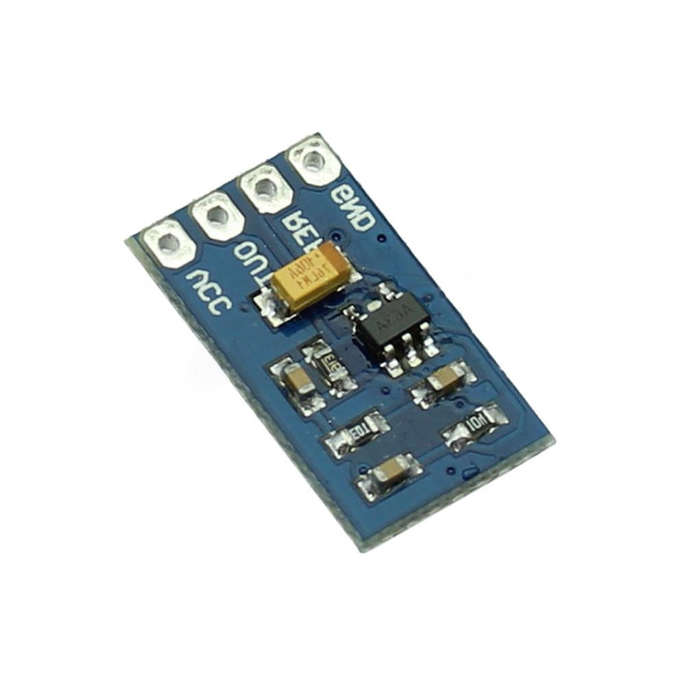 Piezoelectric Sensor Circuit