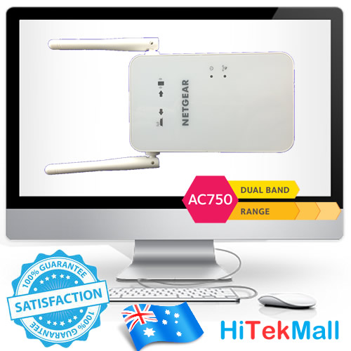 how to connect netgear wifi extender ex6100
