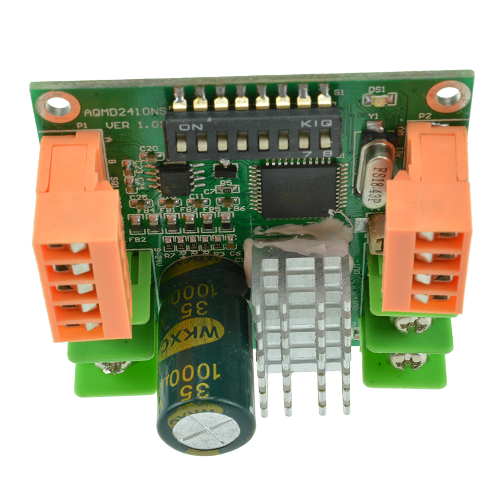 180w 12 24v High Power Dc Motor Driver Speed Controller