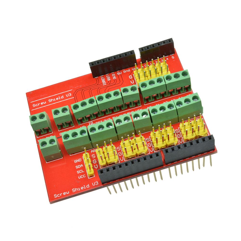 Arduino proto screw shield shieldv v expansion board