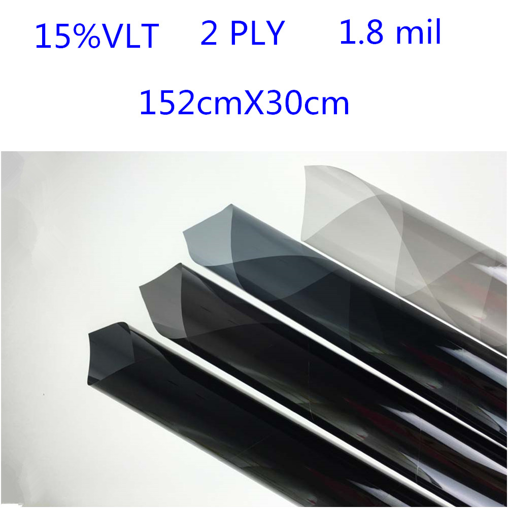 2ply car black car home glass window tint film and shade for 2 ply window tint film