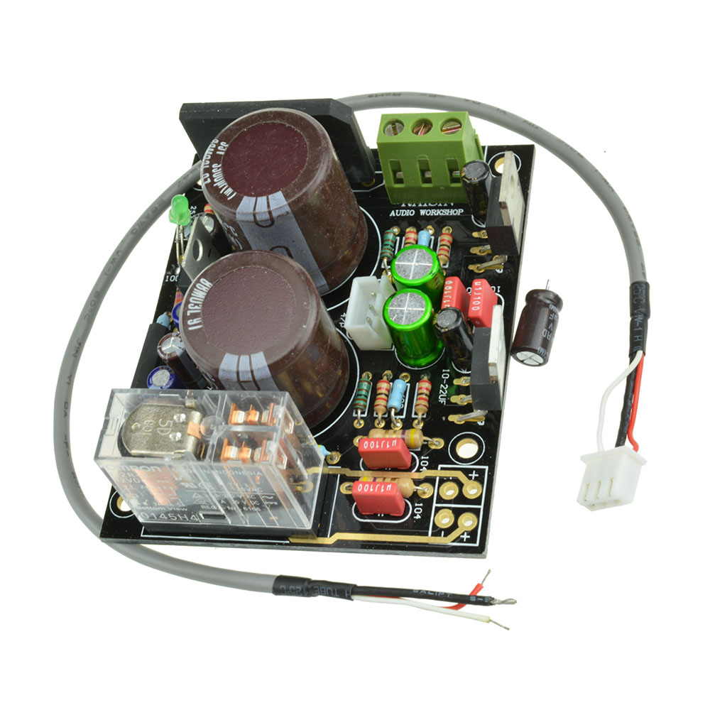 Lm1875 Stereo Amplifier Board Module Diy Kits Speaker Protection Hifi Audio Circuit We Have Inproved This Now To Make It Better Plus A So No Need
