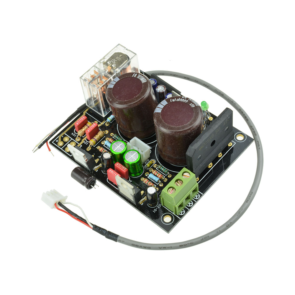 Lm1875 Stereo Amplifier Board Module Diy Kits Speaker Protection Loudspeaker Circuit Is Really Simple Audiophiles In Many Years Production Lines Excellent Tone We Have Inproved This Now To Make It Better Plus A So No
