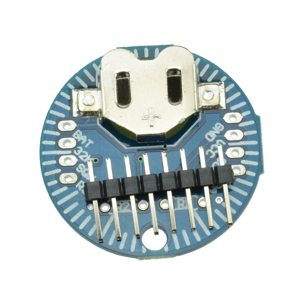 Ds3231 Ds3231sn 33v 5v Rtc I2c Real Time Clock Module For Raspberry 1hz Generator With Chip On Board Cob Use Precision Built 32768 Crystal Can Provide Precise Year Month Day Hour Minute Second In The Morning And Afternoon Data
