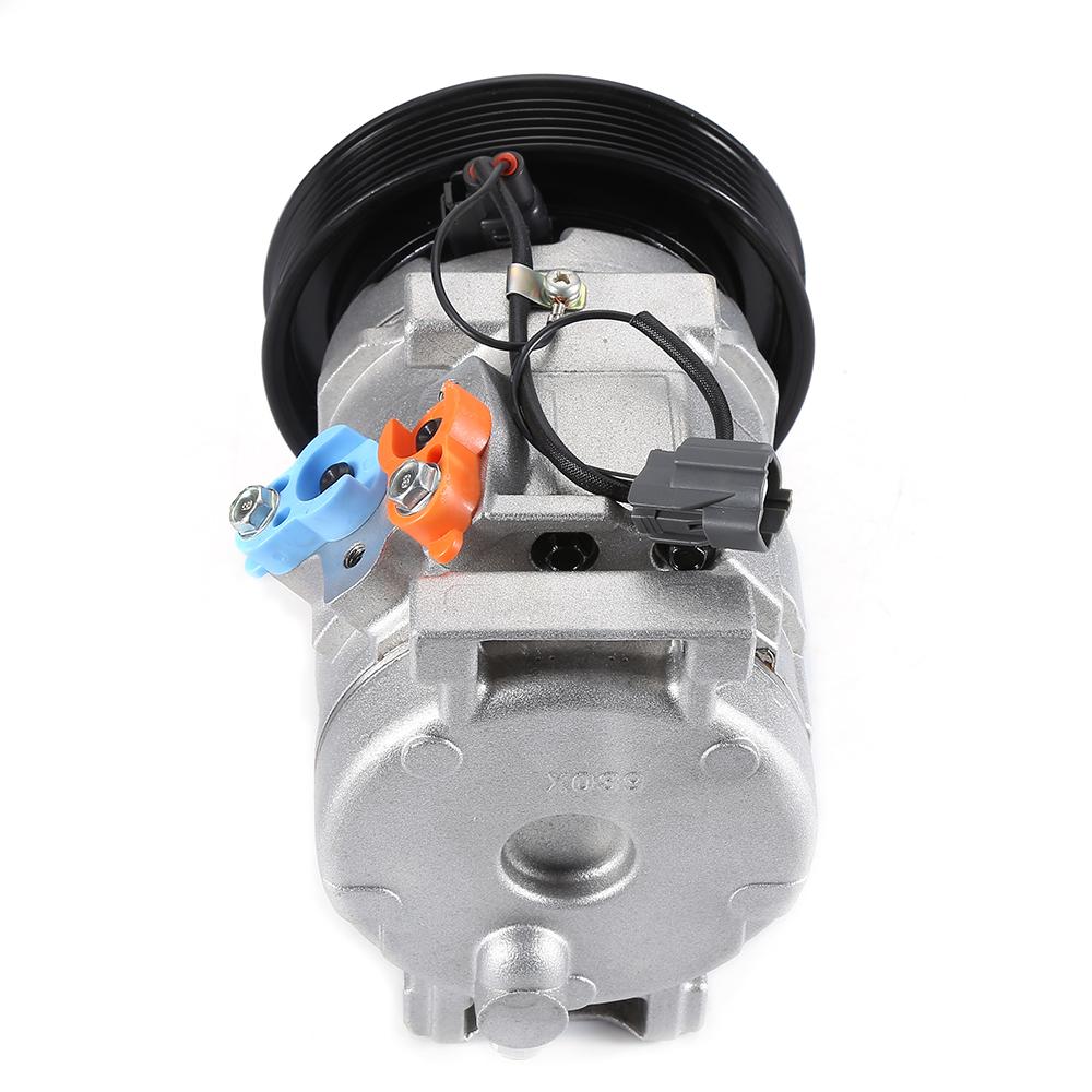A/C Compressor Clutch Fits For Acura TL 04-08 Honda Accord
