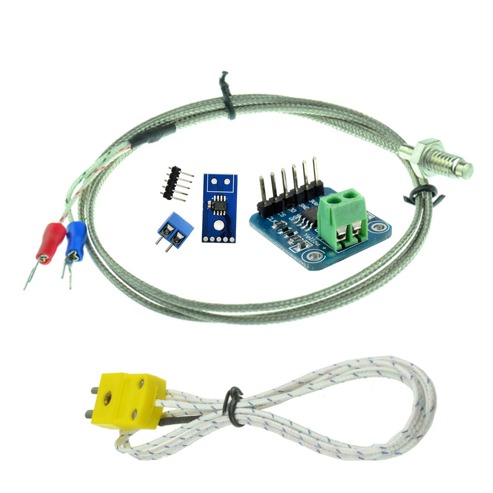 Competitive New Max31855 Module K Type Thermocouple Sensor For Wiring Arduino Mo