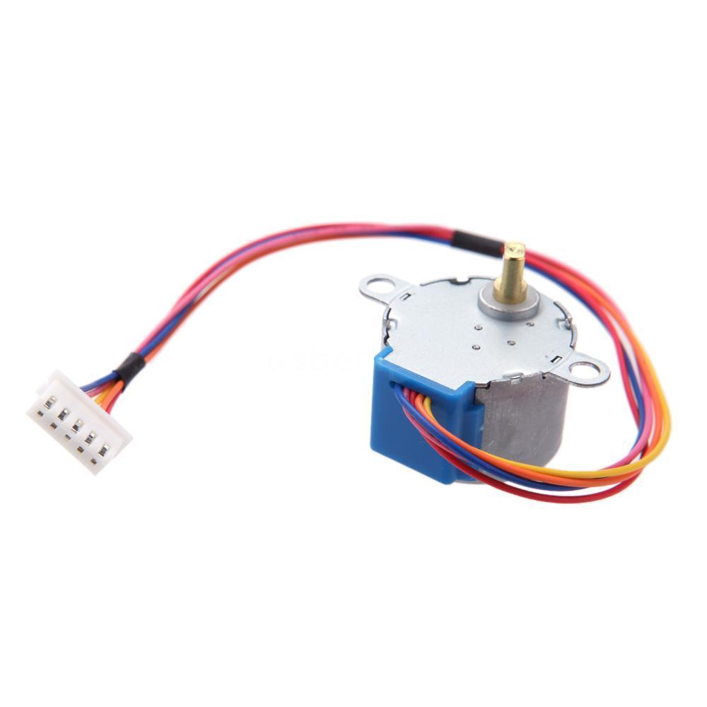 5v stepper motor with uln2003 drive test module board for How to size a stepper motor