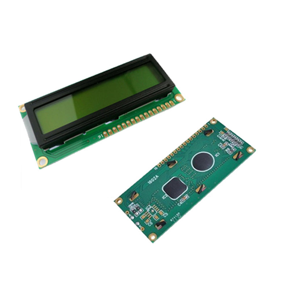 how to turn on lcd 16x2 backlight