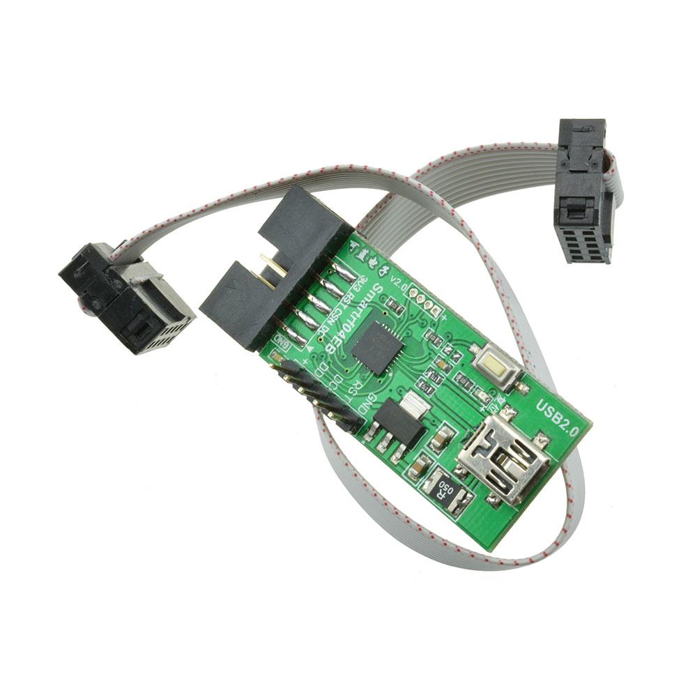 Zigbee emulator debugger programmer support cc