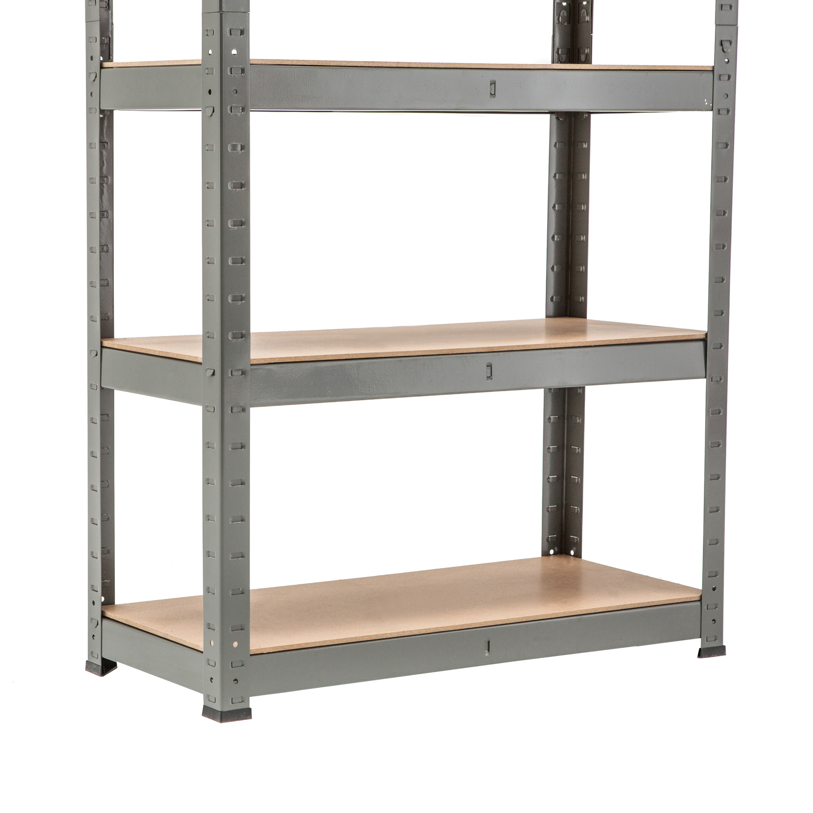 how to make garage shelving unit
