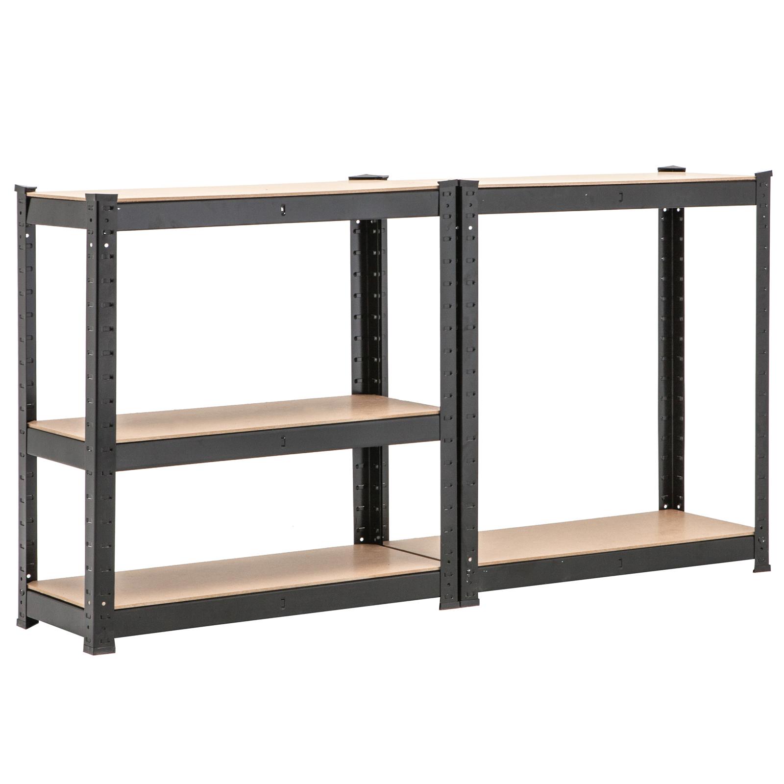 Heavy Duty Storage Shelves For Garage