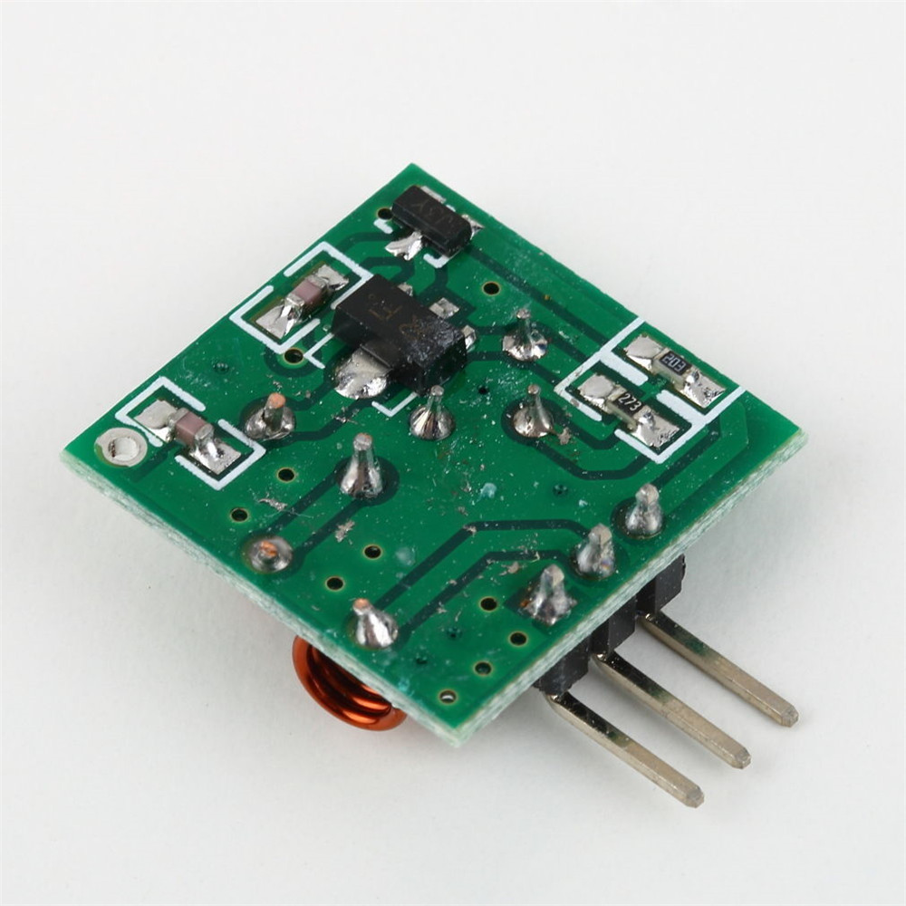 itm 433 module 5 case In doing so, you'll work with 433 mhz hardware components,  in case you wondered),  set up the 433-mhz receiver module.