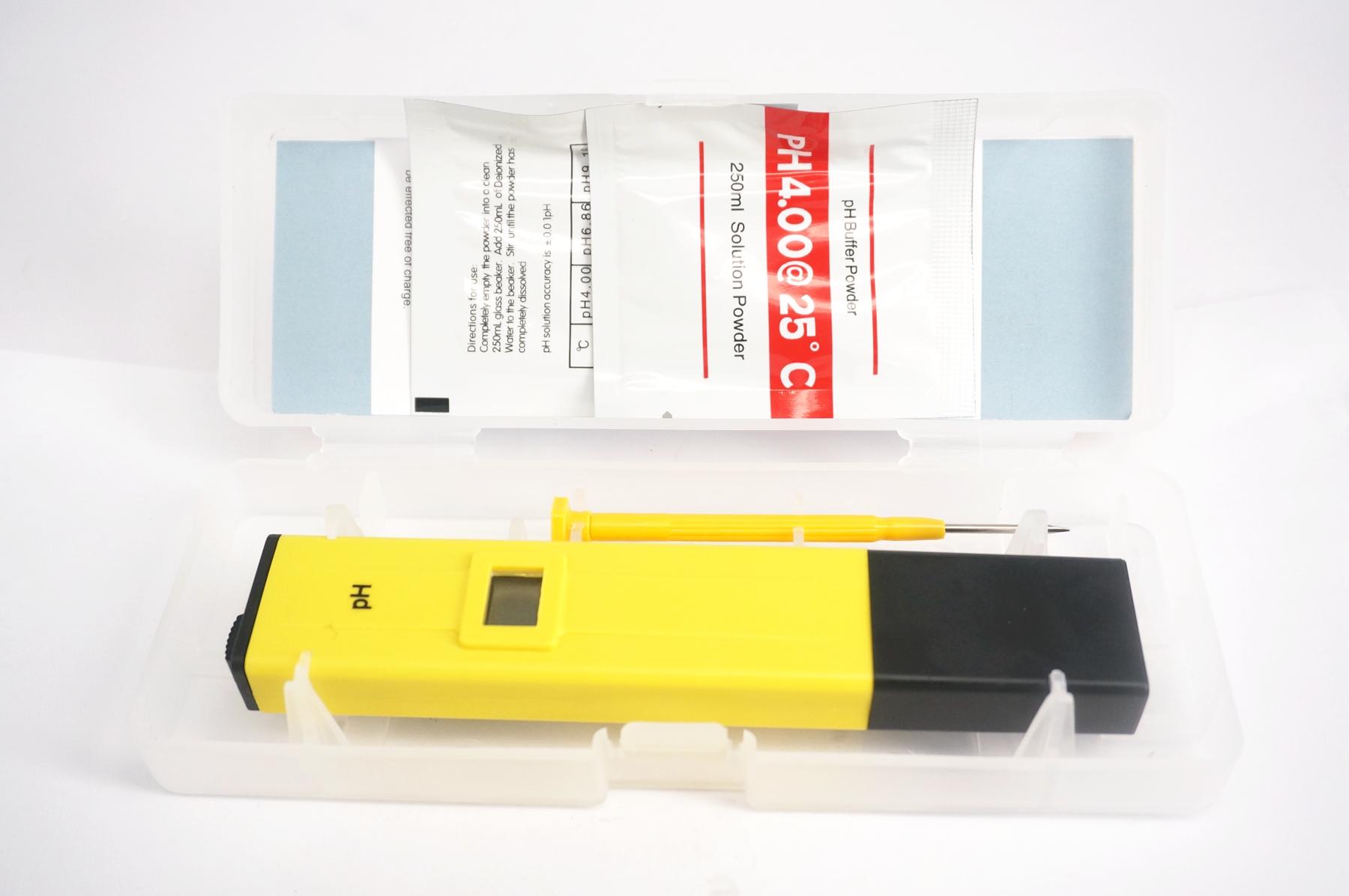 Digital Ph Meter Tester Pool Water Measure Pen Ph Level Test Kit Ph Test Pen Ebay