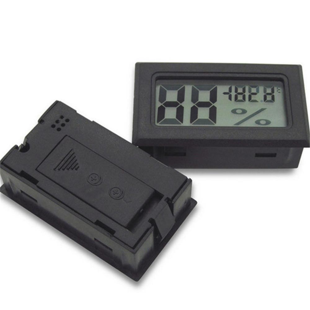 Digital Humidity Meter : Mini digital lcd indoor temperature humidity meter