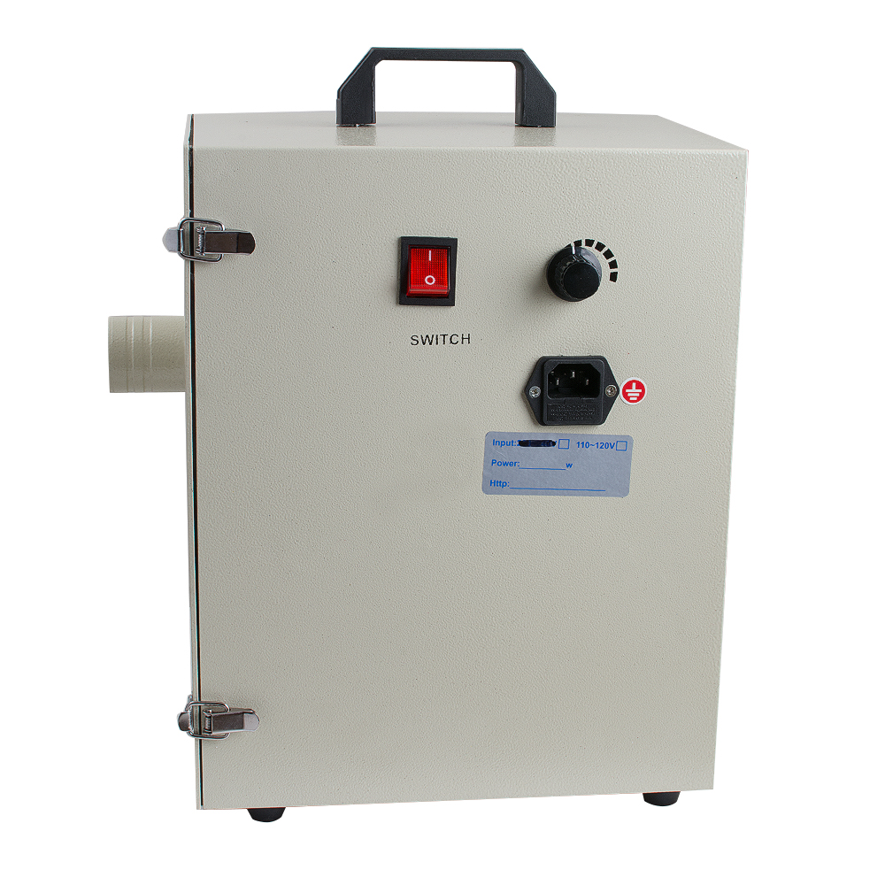 1200w 9kg Dental Lab Equipment Dust Collector Vacuum