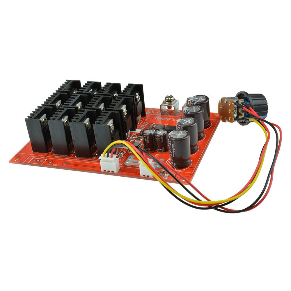 60a Dc 10 50v 12v 24v 48v 3000w Dc Motor Speed Fan Control Pwm Hho Rc Controller