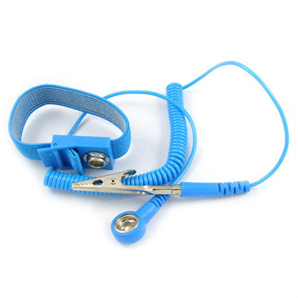 Brand Anti Static Esd Wrist Strap Discharge Band Grounding