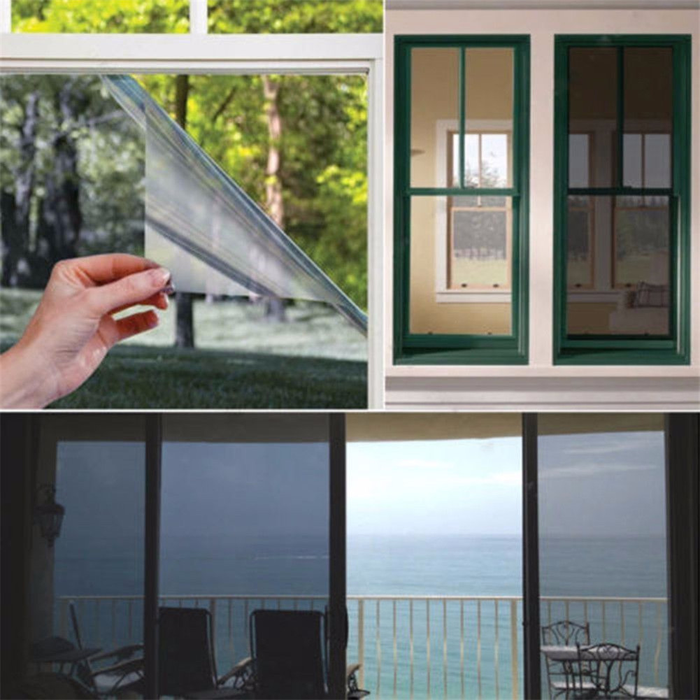 Cool black glass window tint shade film vlt 25 auto car for 16 window tint