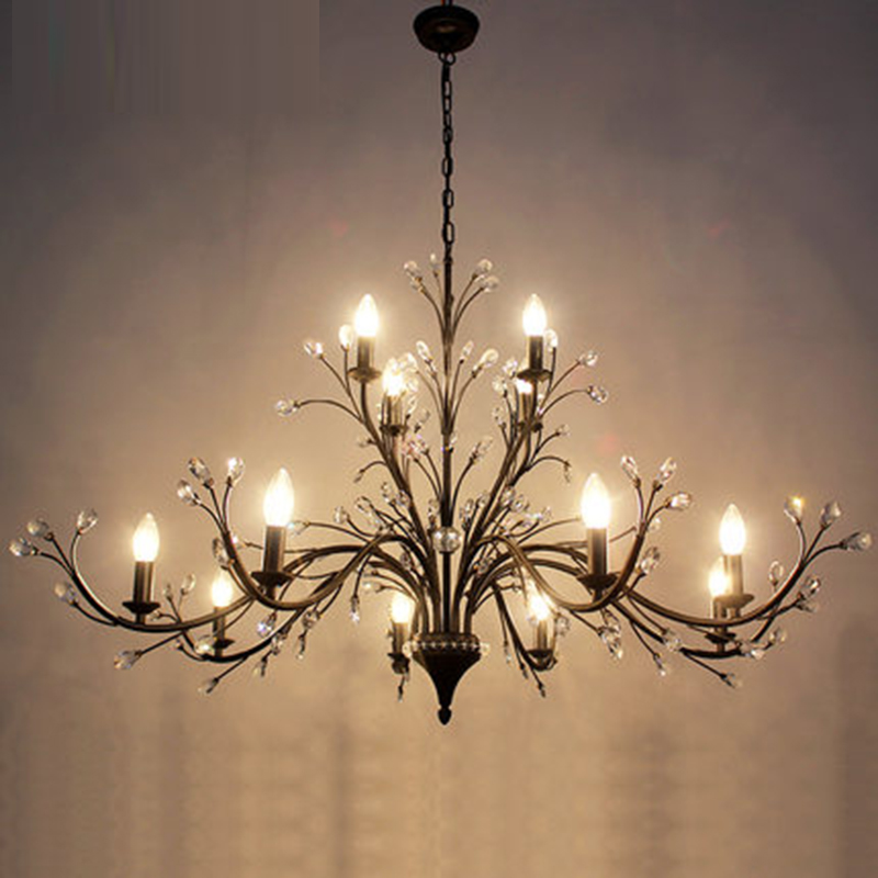 Modern Wrought Iron Chandeliers Attractive Mid Century