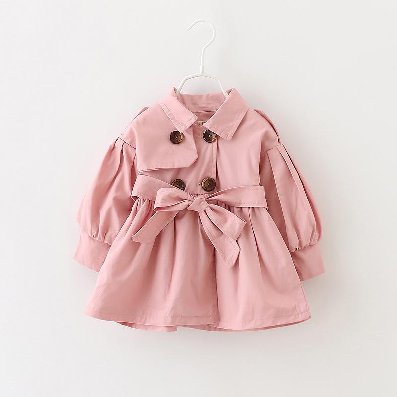 40b5c7608b17 Baby Girl Winter Coats Jackets Snowsuit Clothes Kids Windbreaker ...