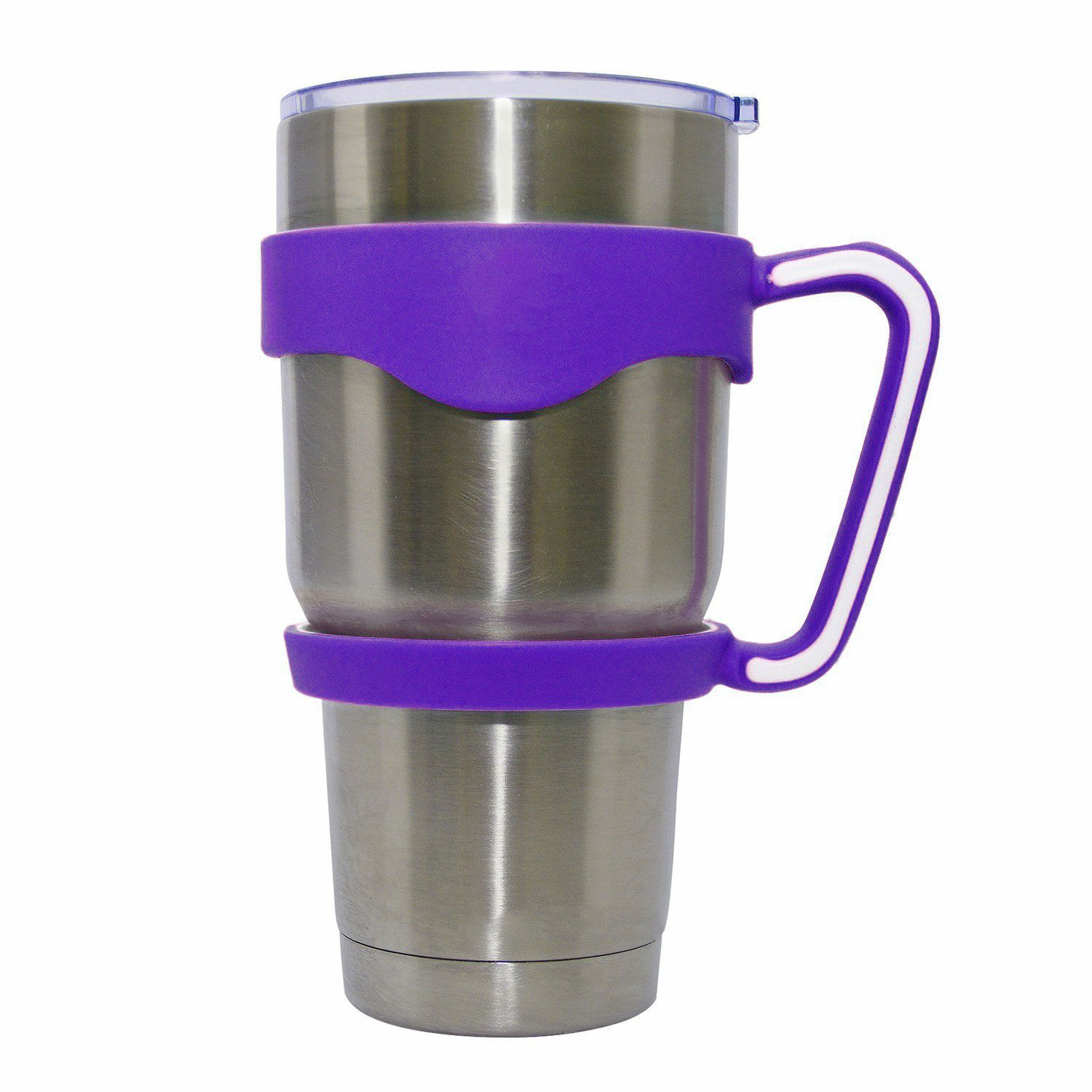 Hot Purple Handle For 30oz Yeti Tumbler Rtic Cup Holder