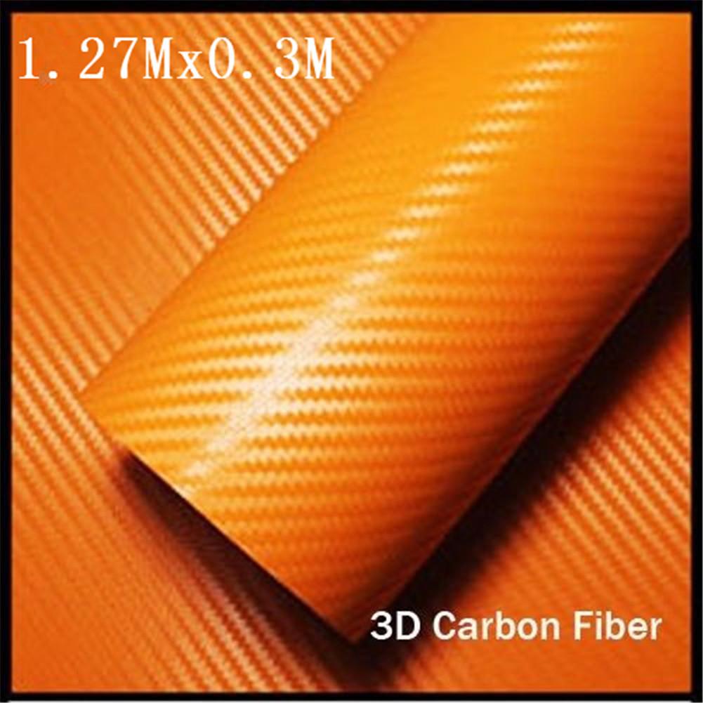 Luxury 3D 1.52*0.3M Premium High Gloss White Carbon Fiber Vinyl Wrap BubbleA