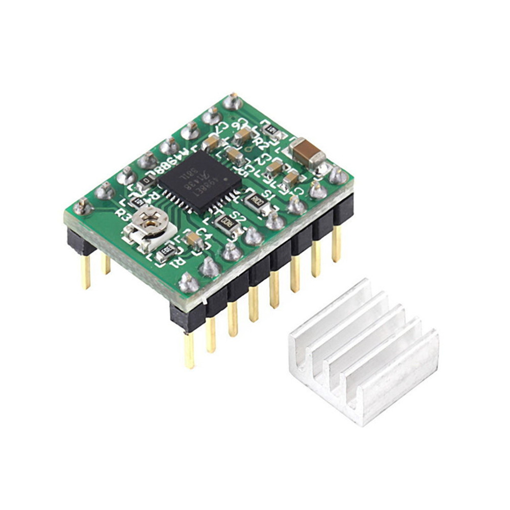 A3967 a4899 easy driver stepper motor driver board driver for Driving stepper motor with arduino