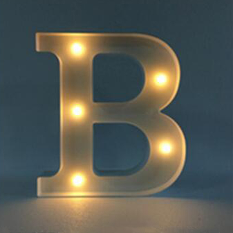 """Metal LED 12"""" Marquee Letter Lights Vintage Circus Style ..."""