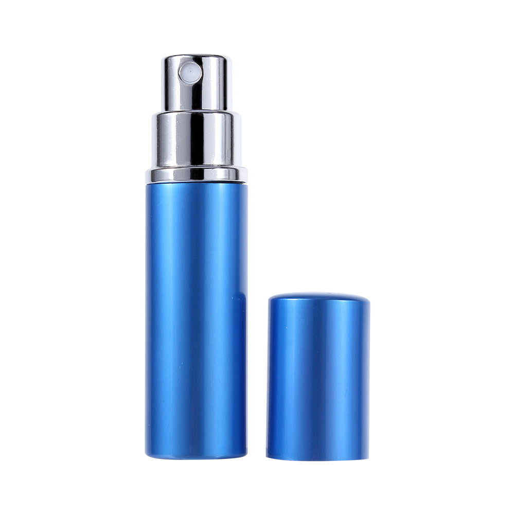 These cute little atomizer spray bottles are great for travel and also for home. Fine Mist Mini Spray Bottles with Atomizer Pumps- for Essential Oils, Travel, Perfumes, More - Empty Clear Plastic Bottles - Refillable & Reusable - 20 Piece Set - 80ml. by Juvale. $ $ 14