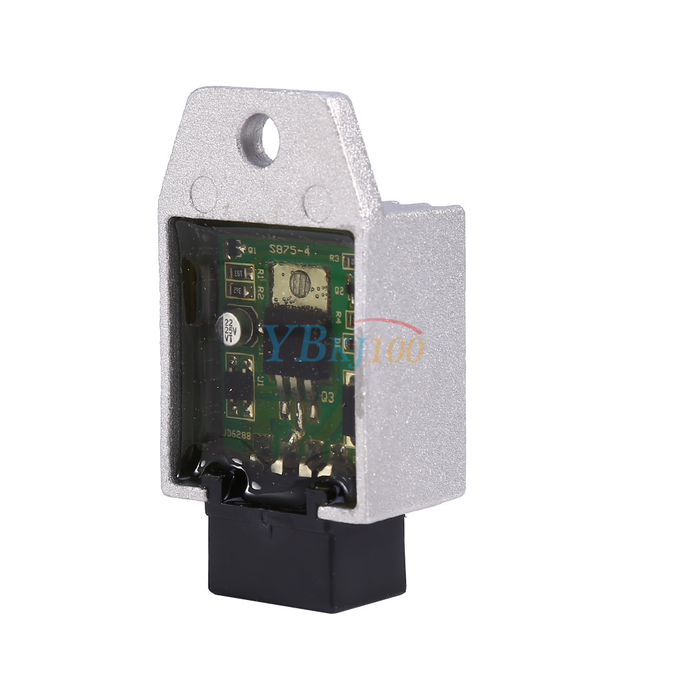 Universal 12v Voltage Regulator Rectifier 4 Pin For