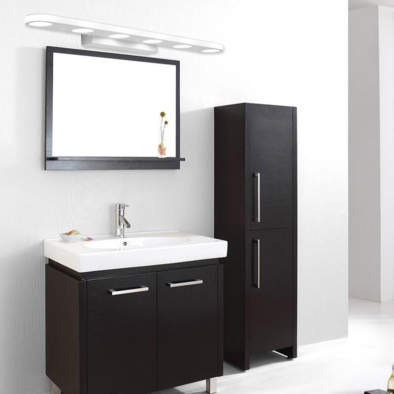 spiegellampe badleuchte spiegelleuchte spiegellicht. Black Bedroom Furniture Sets. Home Design Ideas